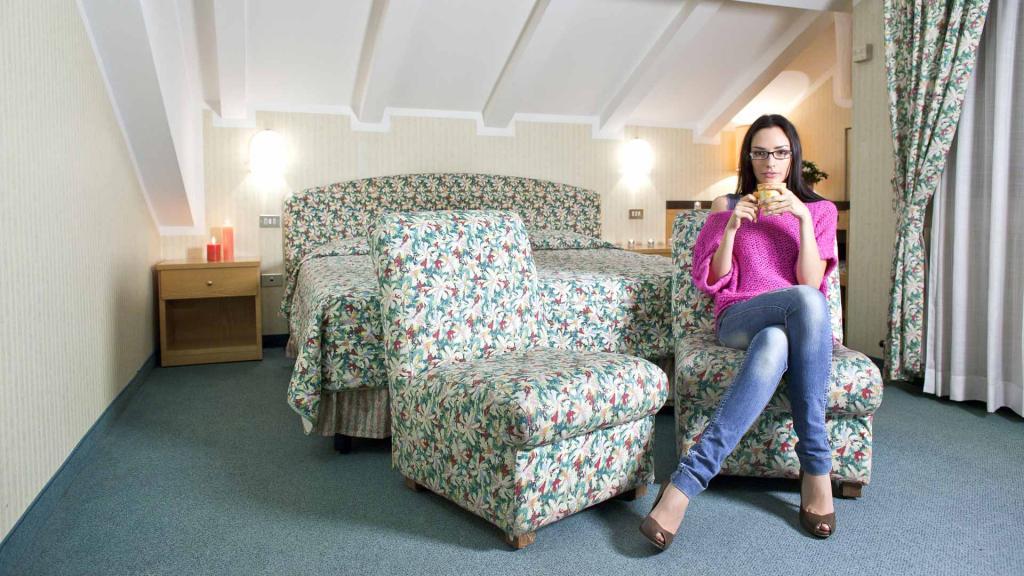 Comfort Zimmer Mansarde - 1/4 Personen