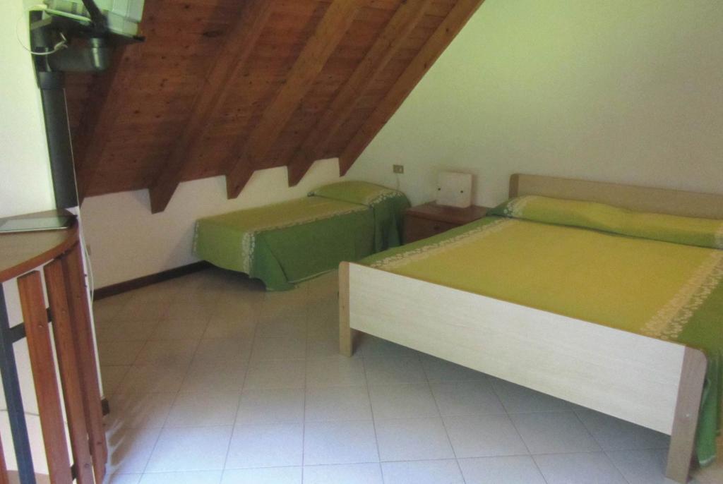 Appartement mit Schlafzimmer Typ D - 5 Schlafplätze