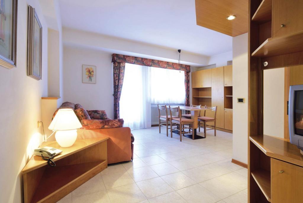 Ein-Raum-Appartement Typ C - 4 Schlafplätze