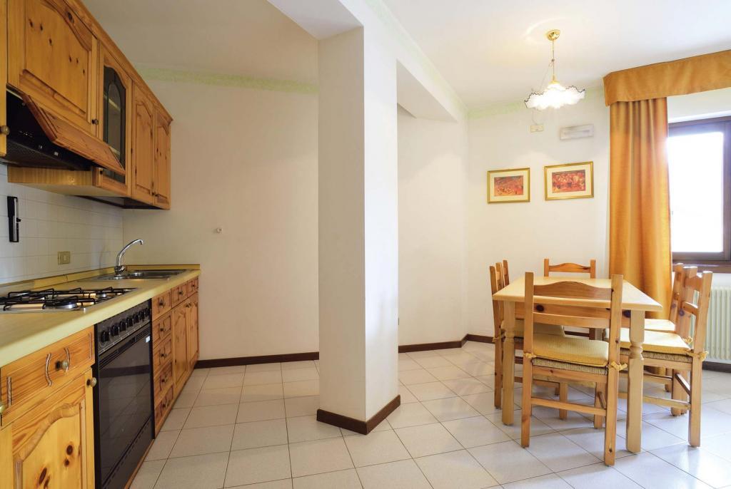 Appartamento monolocale Quadrifoglio - 4 posti letto